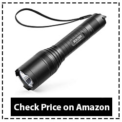 Anker Rechargeable Bolder LC90 LED Flashlight